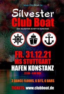 Konstanz Club Boat
